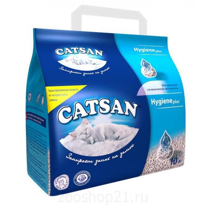 Catsan Впитывающий наполнитель, 2,5л