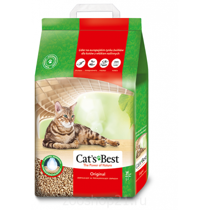 Cat's Best Original, 10 л