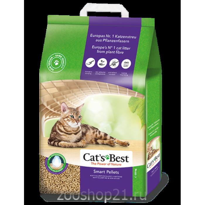 Cat's Best Smart Pellets, 5 л
