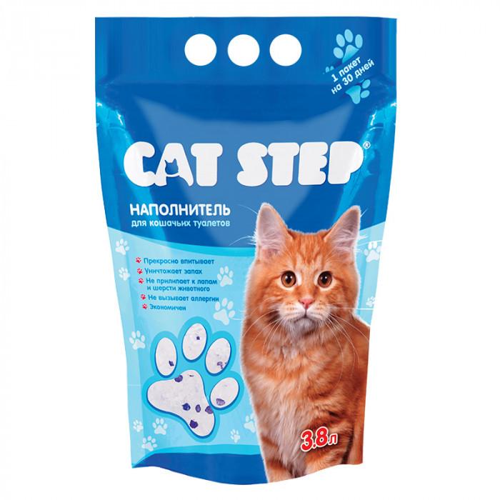 CAT STEP силикагелевый, 3.8 л