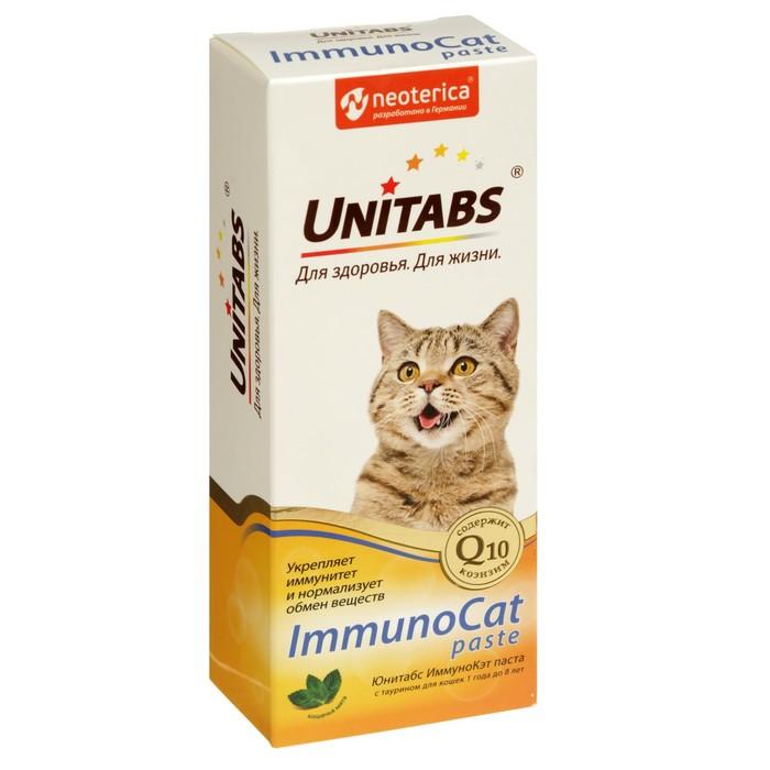 Юнитабс паста Immunocat с Q10, 120 мл