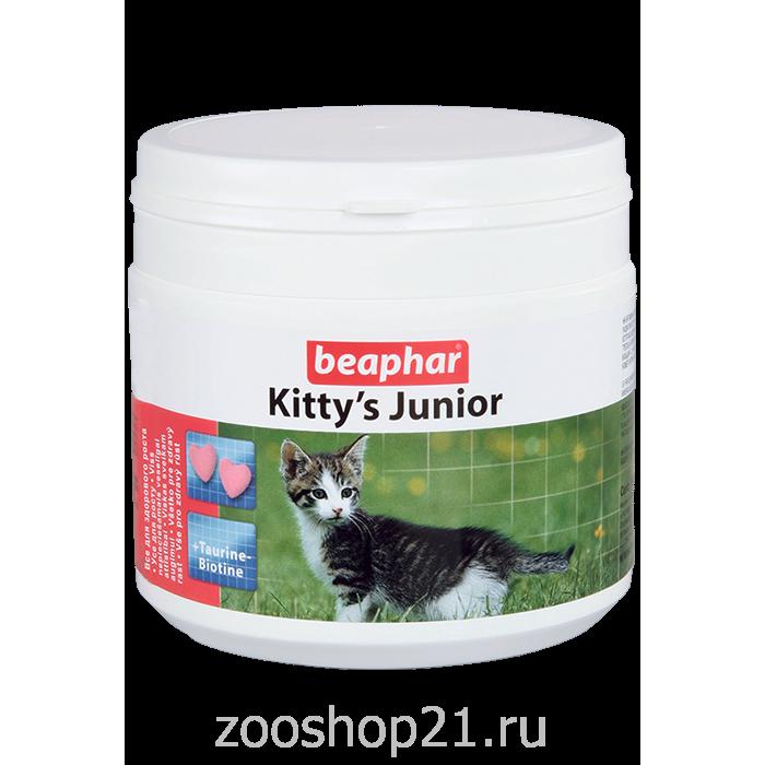 Beaphar Витамины для котят (Kitty's Junior) 1000 шт