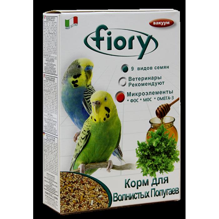 Fiory корм для волнистых попугаев Pappagallini, 1 кг