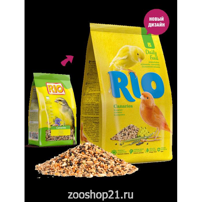 Rio для канареек, 500 г