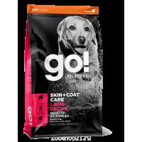 Корм Go! Skin & Coat Lamb Meal для собак и щенков с Ягненком, 11.34 кг