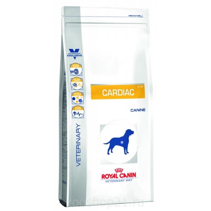 Корм Royal Canin Cardiac EC 26 для собак при сердечной недостаточности, 2 кг