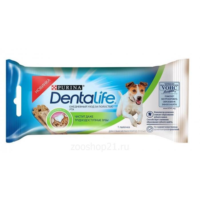 Лакомство Purina DentaLife для полости рта собак мелких пород, 16 г