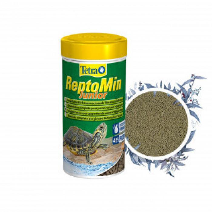 Tetra ReptoMin Junior корм в виде палочек для молодых водных черепах, 100 мл